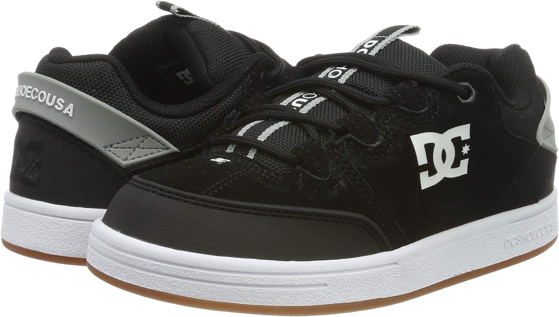 DC Shoes Chaussures de Skateboard gar/çon Low-Top Shoes for Boys Syntax DCSHI
