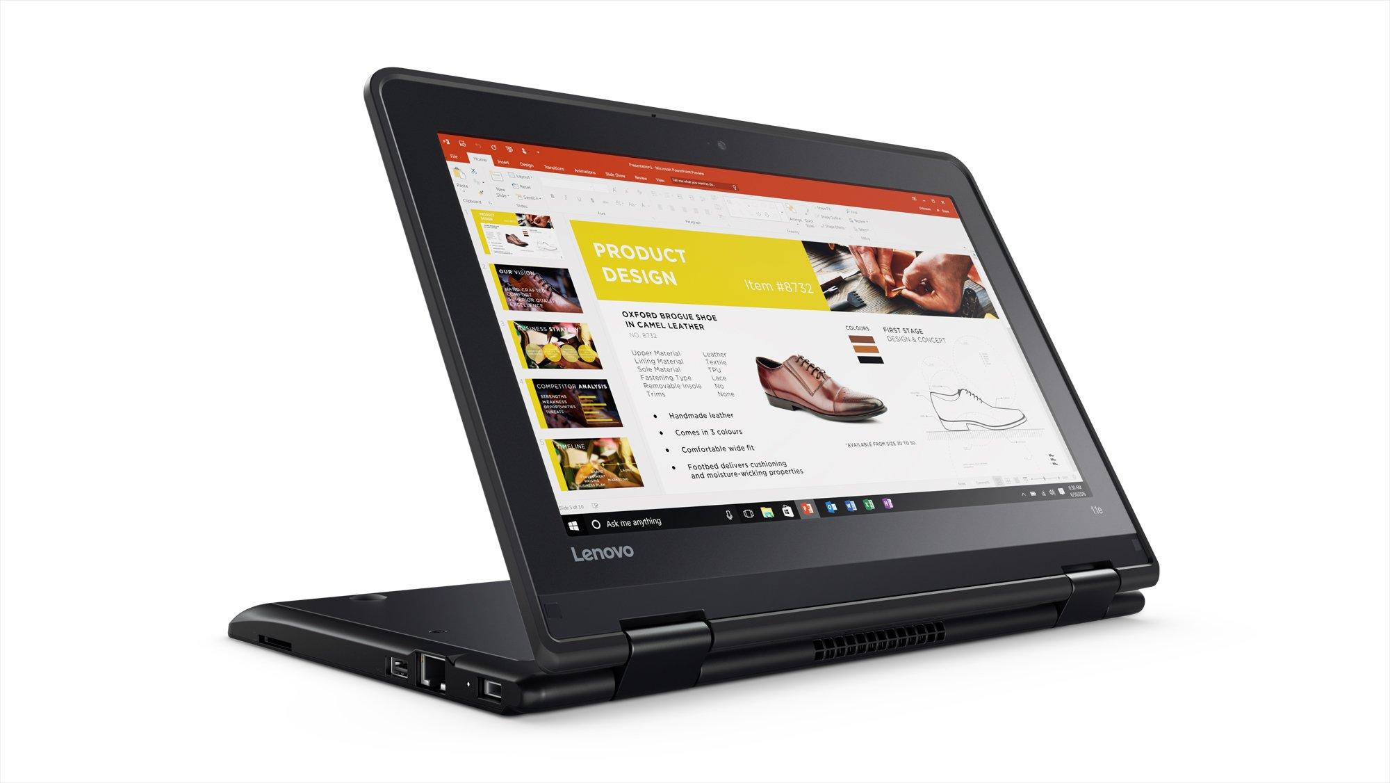 Lenovo Thinkpad Yoga 11E (3rd Gen) 11.6'' Touchscreen Convertible Ultrabook by Lenovo