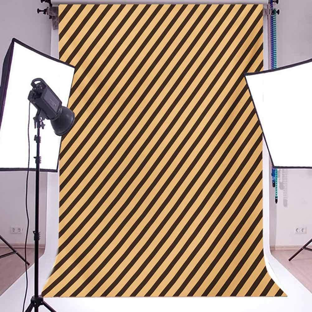 Pattern with Rhombuses Squares Ornamental Native American Design Background for Kid Baby Boy Girl Artistic Portrait Photo Shoot Studio Props Video Drape Vinyl Geometric 8x10 FT Photography Backdrop