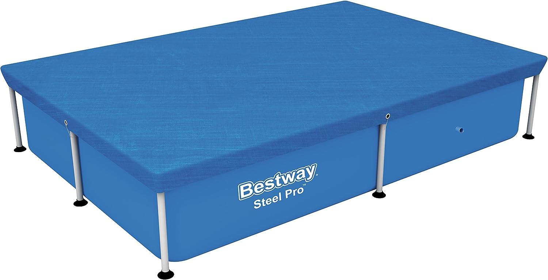 Bestway 58103 - Cobertor Invierno para Piscina Desmontable 221x150 cm