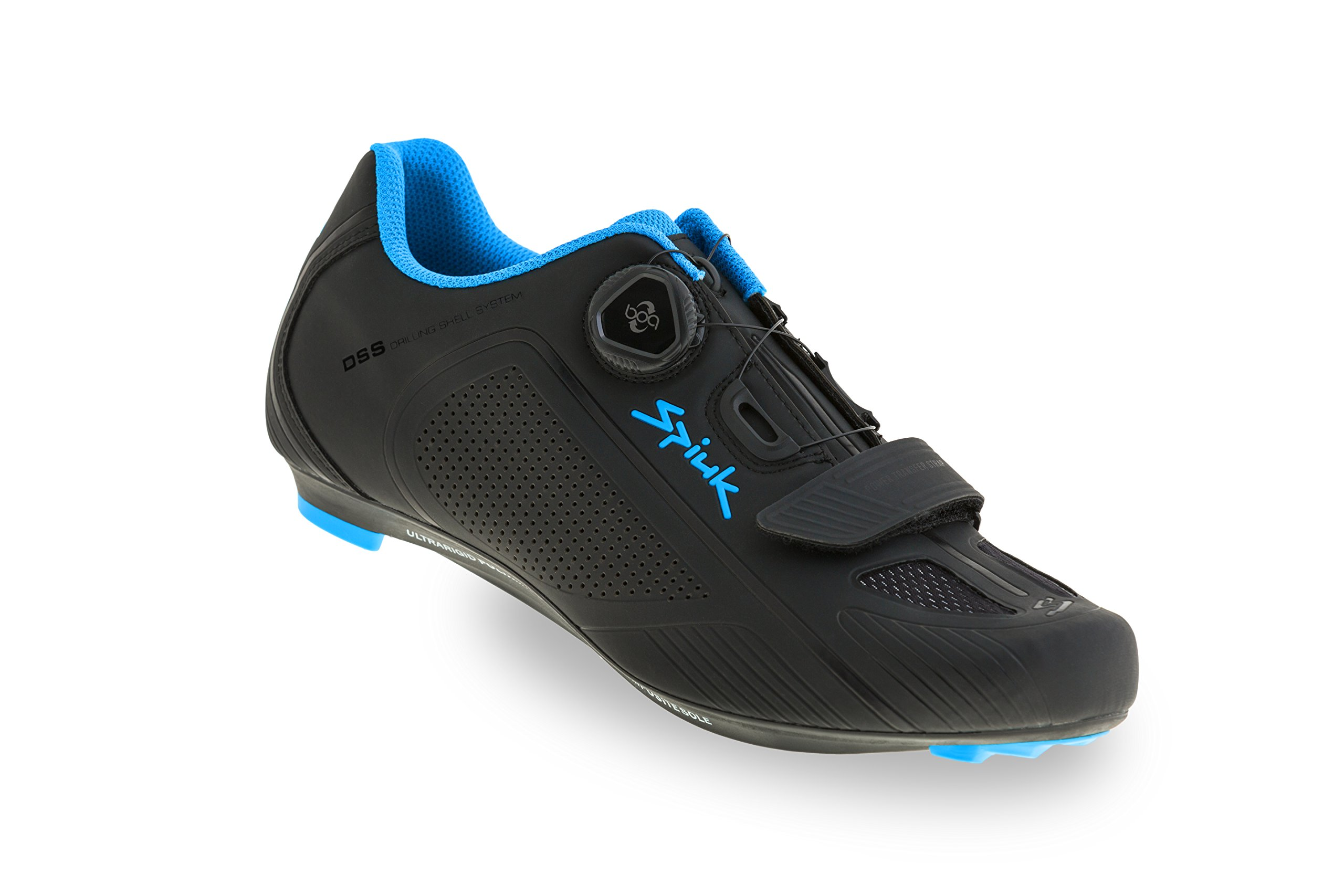 Spiuk Altube Road Zapatilla, Unisex Adulto, Negro/Azul, 43 product image