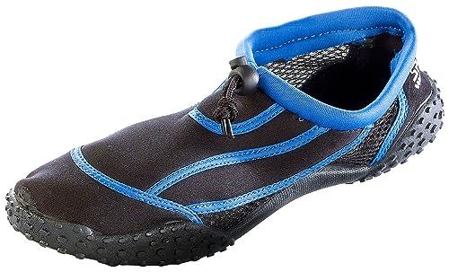 Bade Schuh Strandschuh mit rutschfester Profilsohle Gr. 40 Surfschuhe