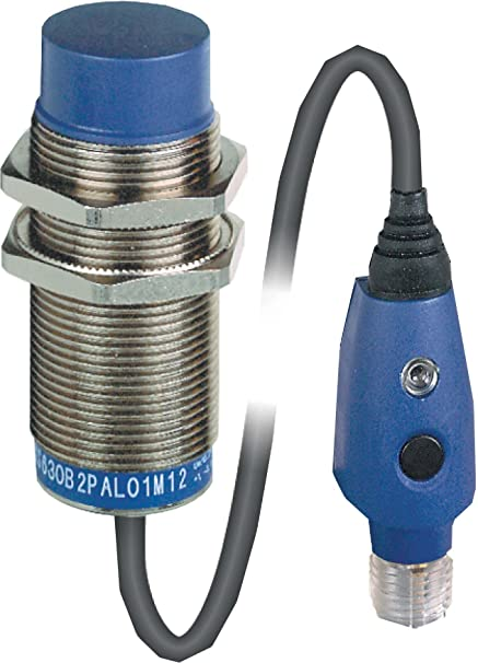 Telemecanique psn - det 30 08 - Detector proximidad cilíndrico metálico/a 3h pnp m30