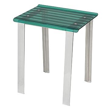 Koh-I-Noor - Équipement de douche - Tabouret de douche LEO vert ...