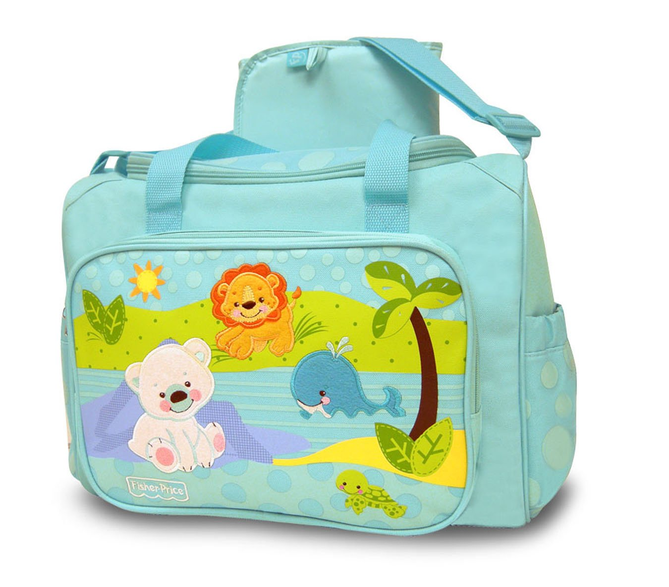 Fisher-Price Precious Planet Duffel Bag