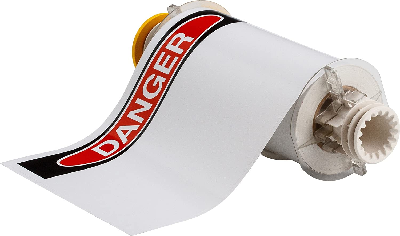 Brady 130765 BBP85 OSHA Danger Labels 60 Labels per Roll