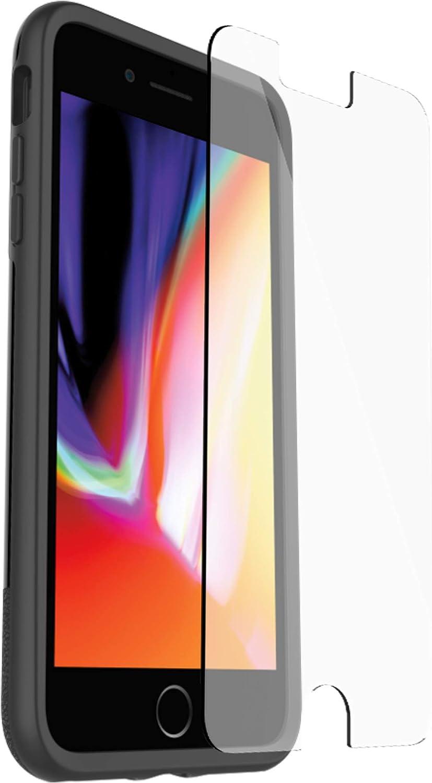 OtterBox Slim Case Bundle Defining Protection for iPhone X//Xs Manhattan Night Alpha Glass Premium Screenguard