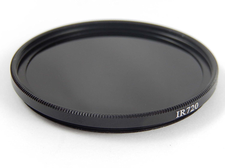 Filtro Infrarrojos Universal vhbw 40.5mm 720nm para Sony E 16-50 mm 3.5-5.6 OSS PZ SEL-P1650