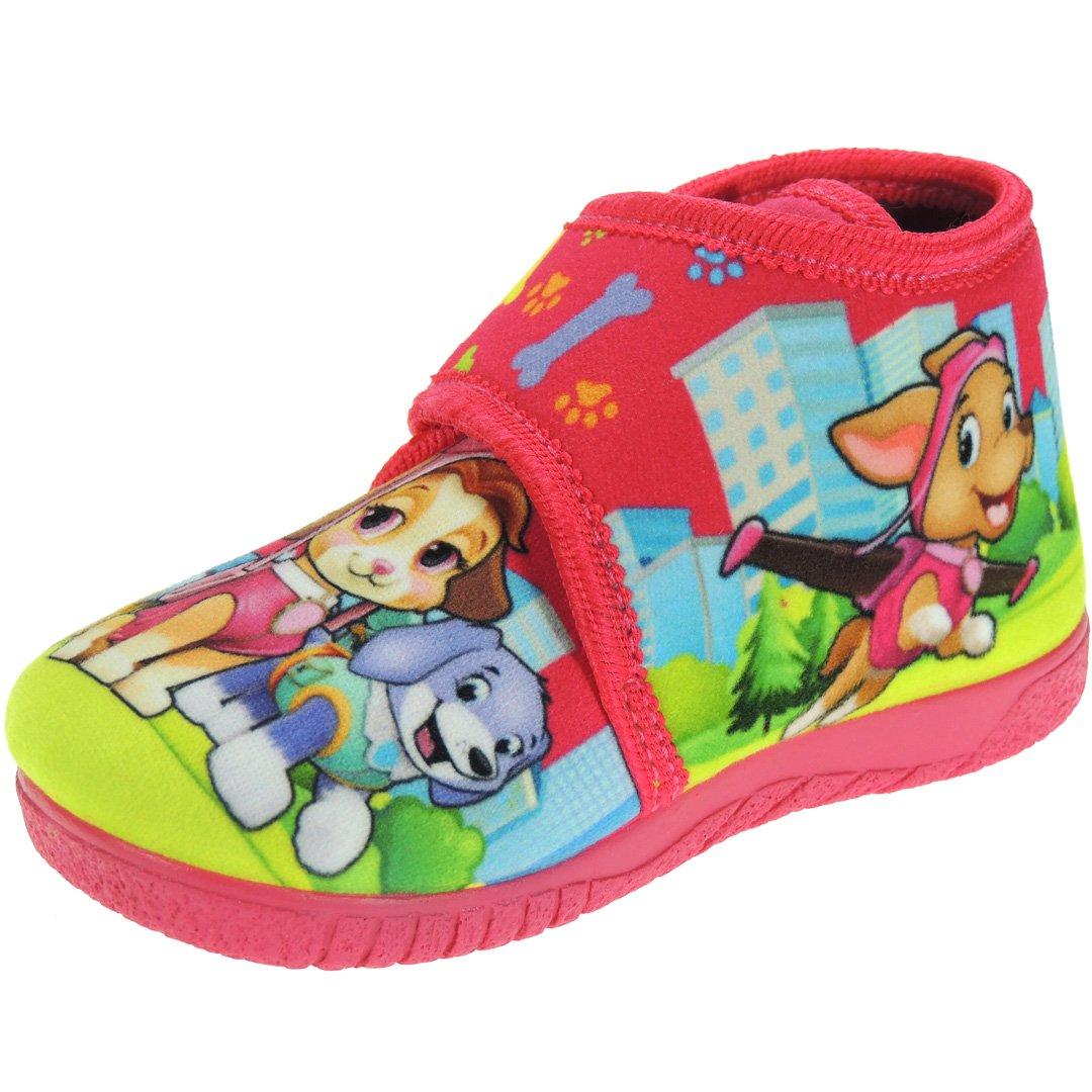 Alcalde 14000 Zapatillas Invierno y Abotinada de La Patrulla Canina para Infantil Niño y Niña: Amazon.es: Zapatos y complementos