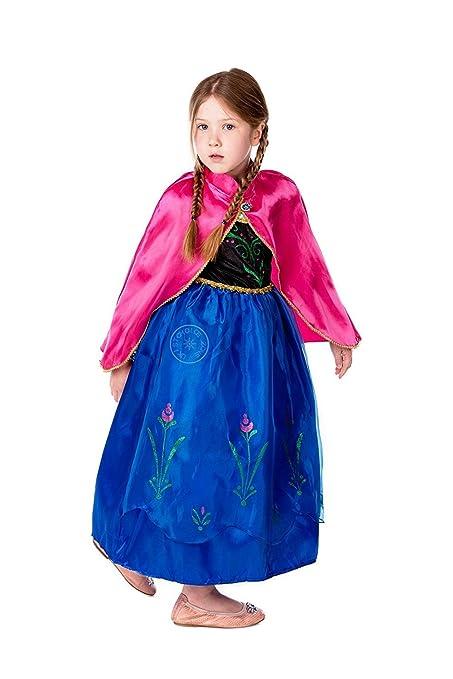 234 opinioni per Costume principessa per bimbe. Non Disney. Alternativa di alta qualità.