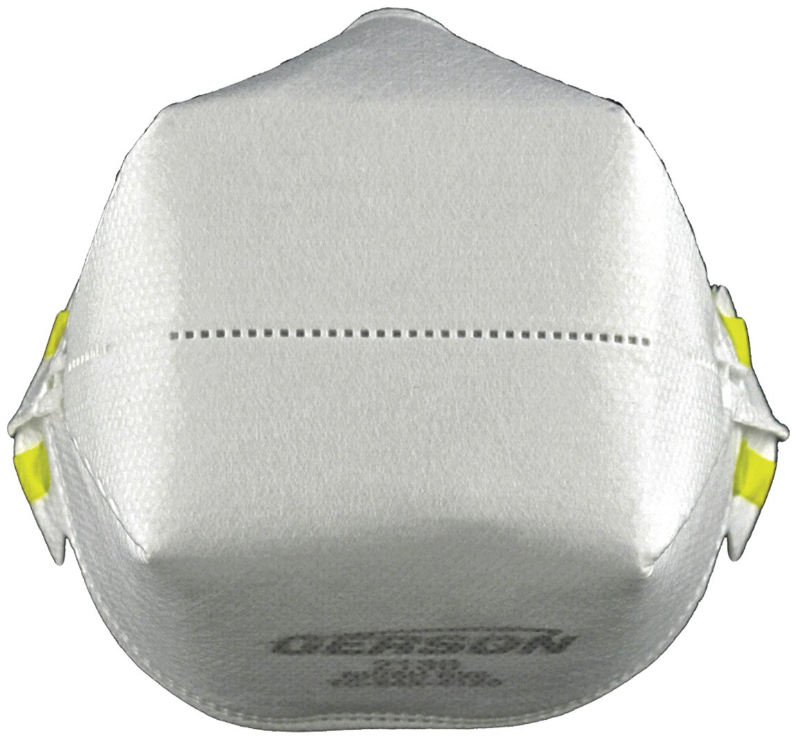Gerson 082130C N95 Smart-Mask Foldable Particulate Respirator (10 Boxes of 20)