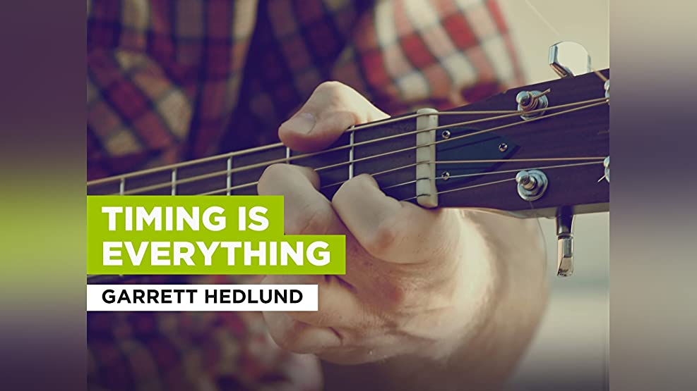Timing Is Everything in the Style of Garrett Hedlund