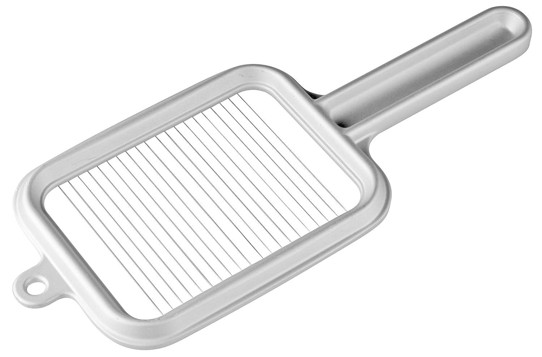 Fackelmann 41843 - Cortador de alambre para huevos duros, queso o patatas cocidas (28 cm)