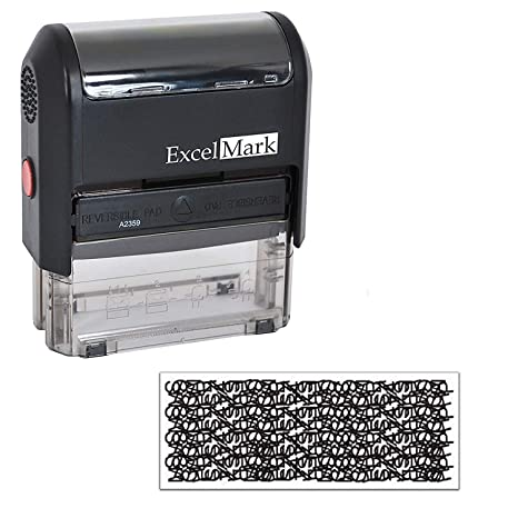 Identity Theft Protection Stamp - Standard Size (7/8
