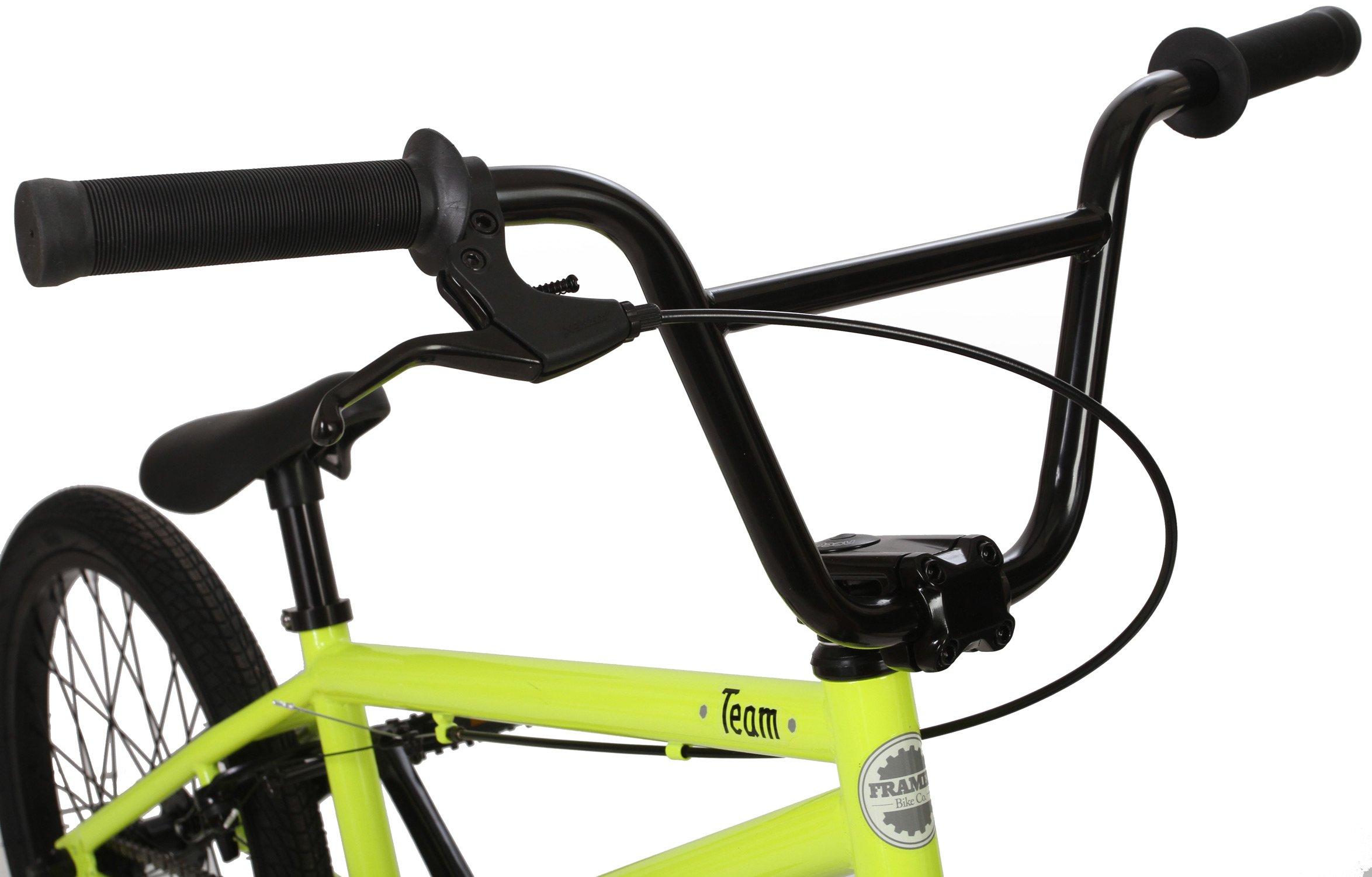 Framed Team BMX Bike Sz 20in by Framed (Image #3)