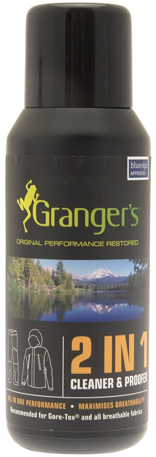 Grangers - Limpiador para barcos, color negro, talla UK: 300ml
