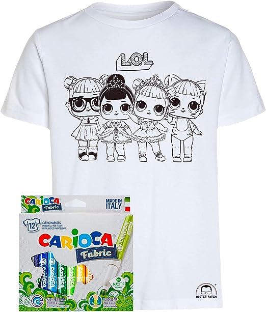 Per Bambini T-Shirt FOTL Kids Originale T-Shirt Tutte Le Taglie E Colori