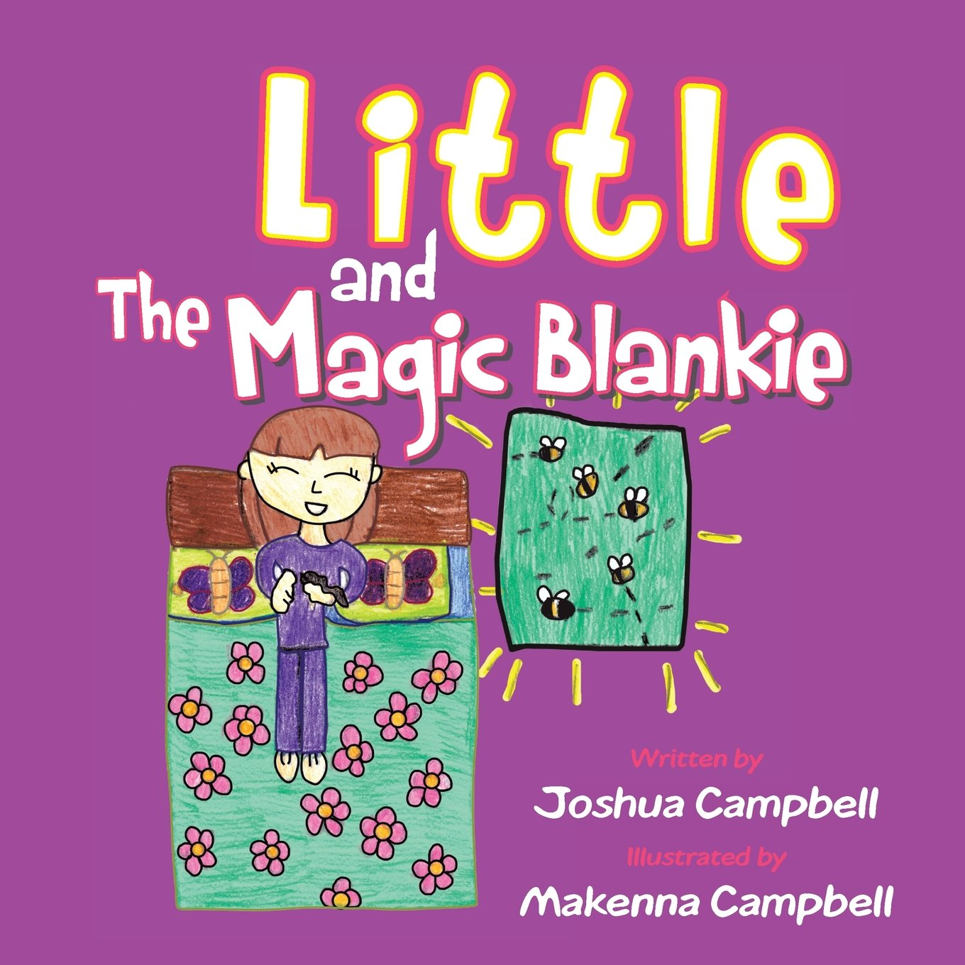 Little and the Magic Blankie ebook