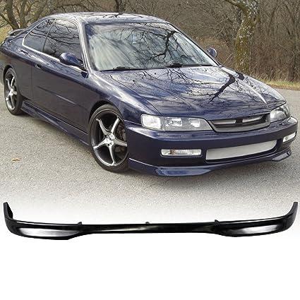 96 97 Honda Accord 2/4 Door TR Style Urethane Add On Front