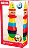 BRIO Infant & Toddler - Stacking Clown