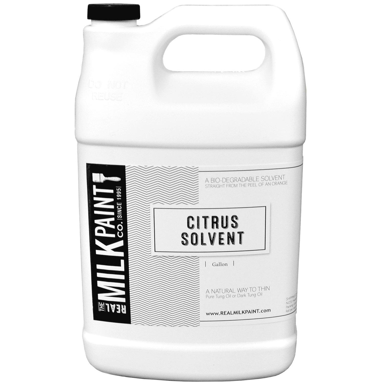 Real Milk Paint Citrus Solvent - Gallon