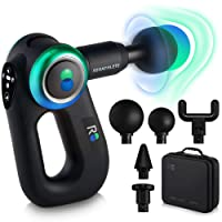 REATHLETE DEEP4S Percussive Therapy Device – Massage Gun for Athletes – Handheld...