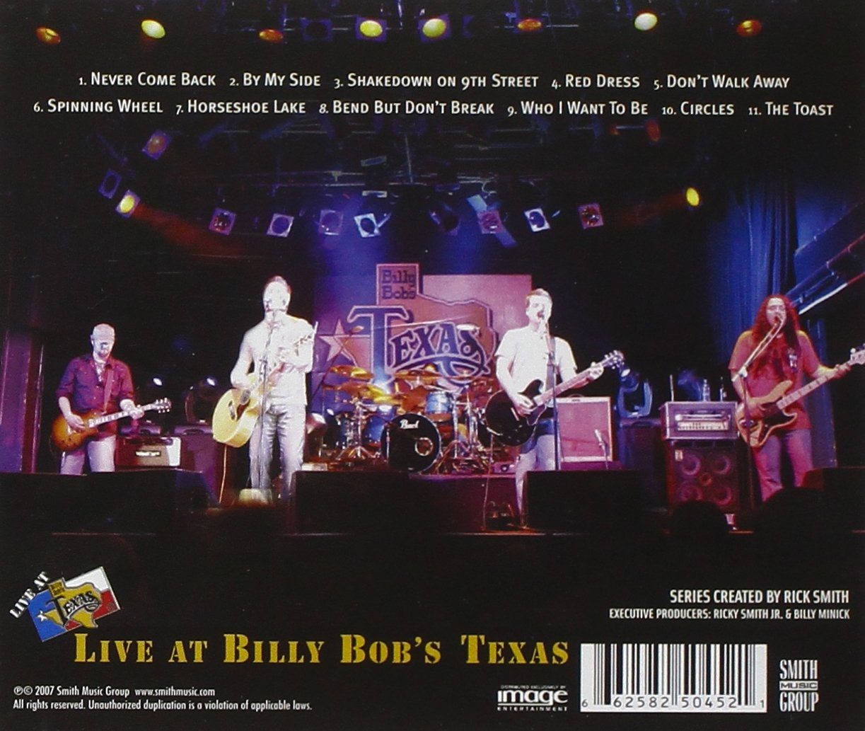 No Justice: Live at Billy Bob's Texas
