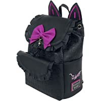 Loungefly x Overwatch D.VA Ruffled-Trim Cat Ears Mini Backpack