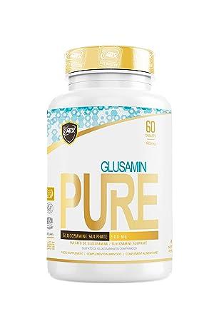 GLUSAMIN PURE La glucosamina es una sustancia presente en el ...