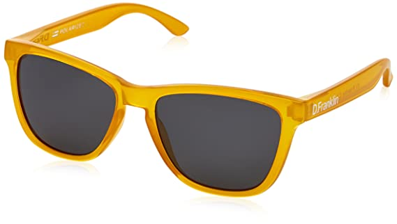 D. Franklin Roosevelt Gafas de Sol, Amber, 53 Unisex: Amazon ...
