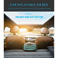 CDGroup Serie Completa Cama Inflable Coche para Viaje