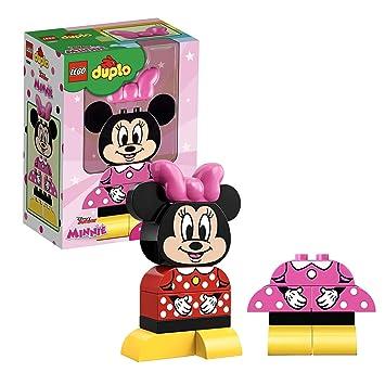 Duplo Première Minnie De Construction Ma Jeu Lego 10897 Disney Construire À Nwv8m0n