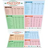 Amazon com: Keto Diet Meal Planner, 7 Pcs Dry Erase Fridge Magnet