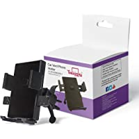 TANOLI Car Phone Holder, Universal Cell Phone Mount with Strong Air Vent Clip, Hands Free Cradle with adjustable Support…