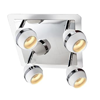 Coolwest multi directional ceiling fixturewall light 4 gu10 bulb coolwest multi directional ceiling fixturewall light4 gu10 bulb spot light aloadofball Gallery