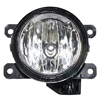 Fog Light Lamp Lens Replacement For Acura ILX Hybrid RDX TL TSX - Acura ilx fog lights