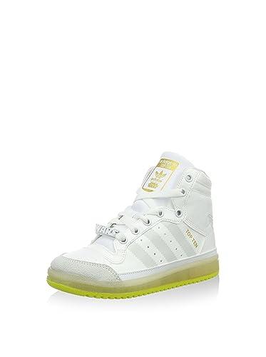 best value pretty nice exclusive deals adidas , Baskets Montantes Mixte Enfant EU 30 (UK 11.5 C ...