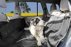 LYZZO Extra Strong Dog Hammock Seat Cover - Waterproof, Guarantee