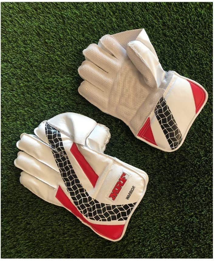 Left Hand MRF Warrior Cricket Batting Gloves