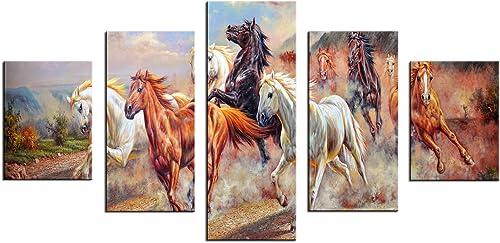 DZL Art D70239B Canvas Wall Art