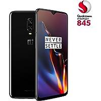 "Oneplus 6T 16.3 cm (6.41"") 8 GB 128 GB SIM Dual 4G Negro 3700 mAh - Smartphone (16.3 cm (6.41""), 8 GB, 128 GB, 16 MP, Oxygen OS, Negro)"