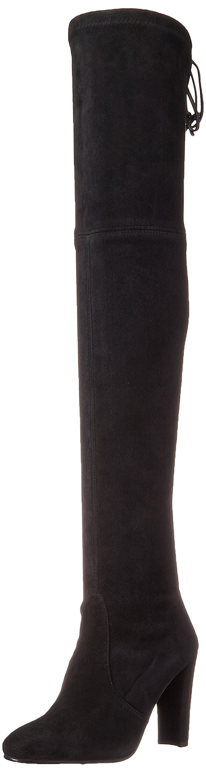 Stuart Weitzman Women's Highland Over-the-Knee Boot,Black,7 M US