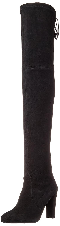Stuart Weitzman Women's Highland Over-the-Knee Boot B005AMI0Z0 7 B(M) US|Black