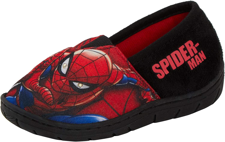 Marvel Chaussons Lumineux Spiderman pour Enfant