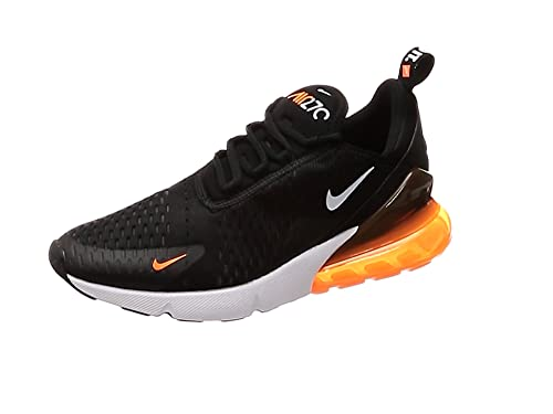 NIKE Air Max 270, Chaussures de Running Compétition Homme, Multicolore (Black/Anthracite