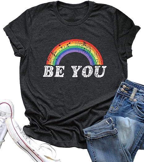 Rainbow Hand T-Shirt Gay Pride *FREE SHIPPING WORLDWIDE* LGBT