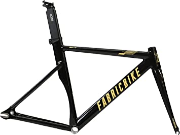 FabricBike Aero - Cuadro para Bicicleta Fixie, Fixed Gear, Single ...