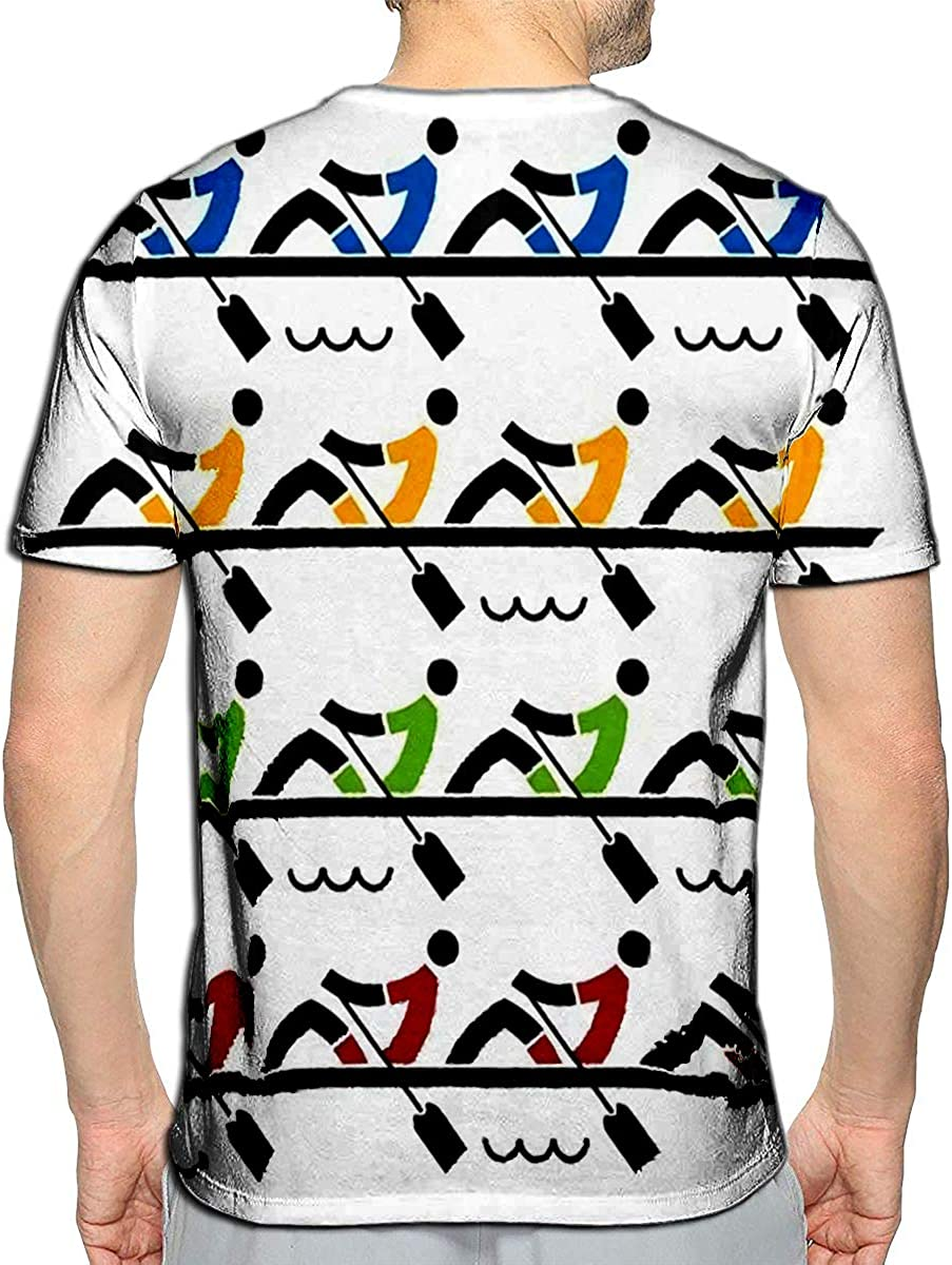 3D Printed T-Shirts Symbols and On Country Music Theme Handdrawn Short Sleeve Tops Tees