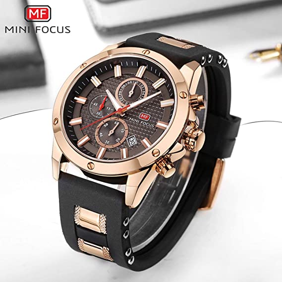 Ballylelly Fashion Men Reloj de Pulsera de Silicona Pulsera de Lujo Reloj de Marca Famous Sports