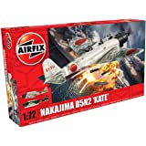 Airfix 1:72 Escala Nakajima B5N2 Kate Kit De Modelismo